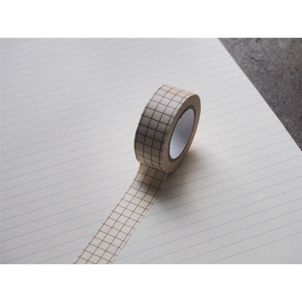 <center>Classiky Craft Washi Tape - Nut Brown - 18mm</center>