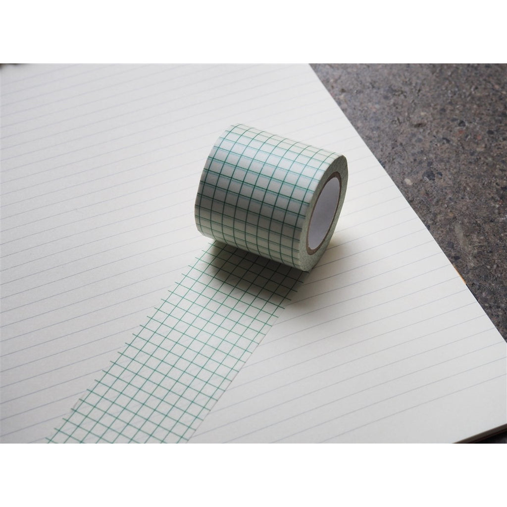 <center>Classiky Craft Washi Tape - Green - 45mm</center>