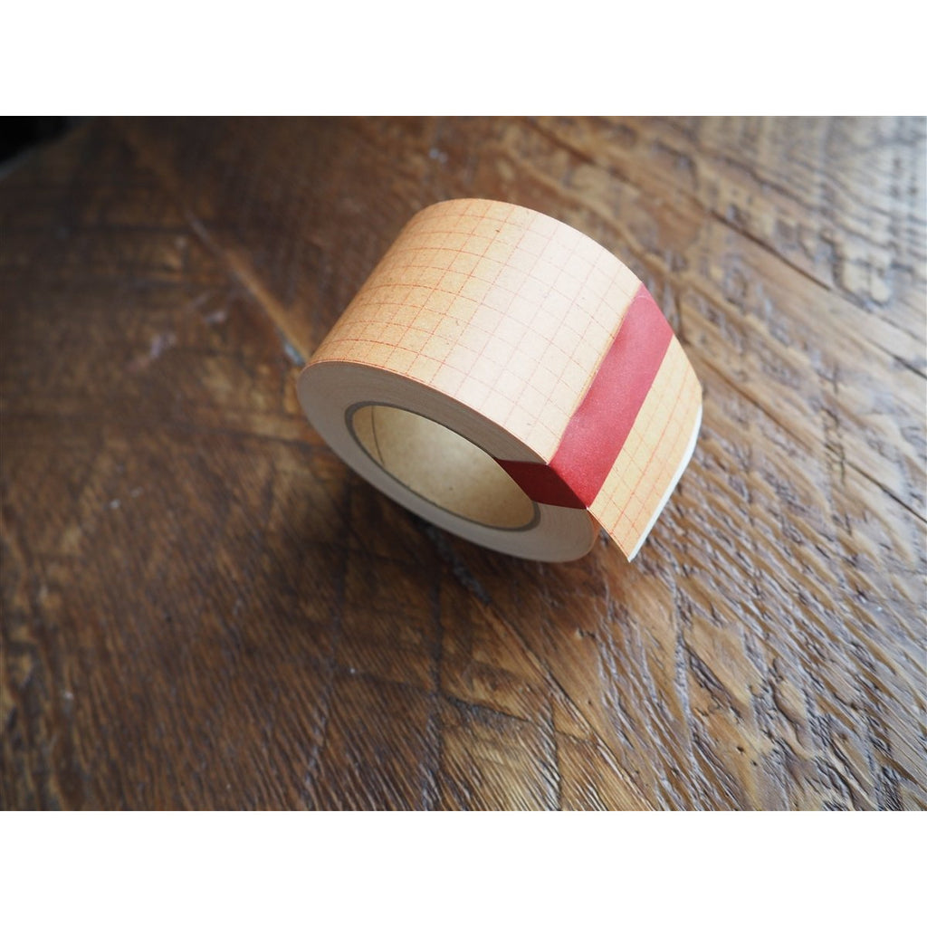 <center>Classiky Craft Washi Tape - Red - 45mm</center>