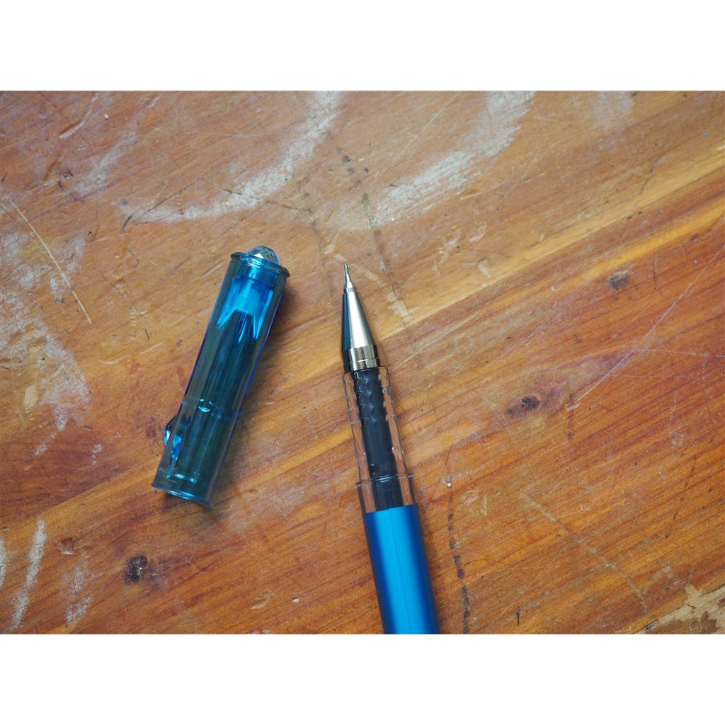 <center>Pilot G-Tec-C Maica 0.4mm Gel Pen - Light Blue</center>