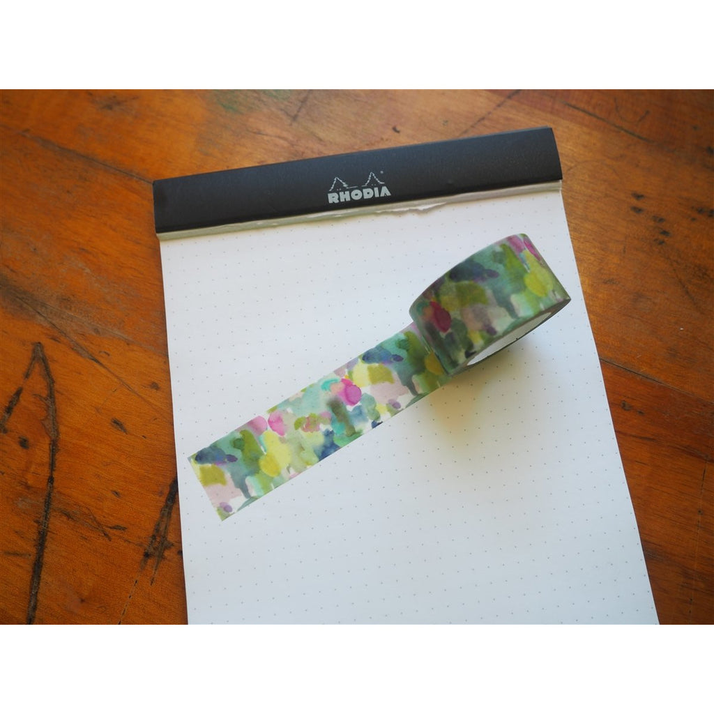<center>MT Washi Tape - MtBlue01 x Bluebellgray</center>