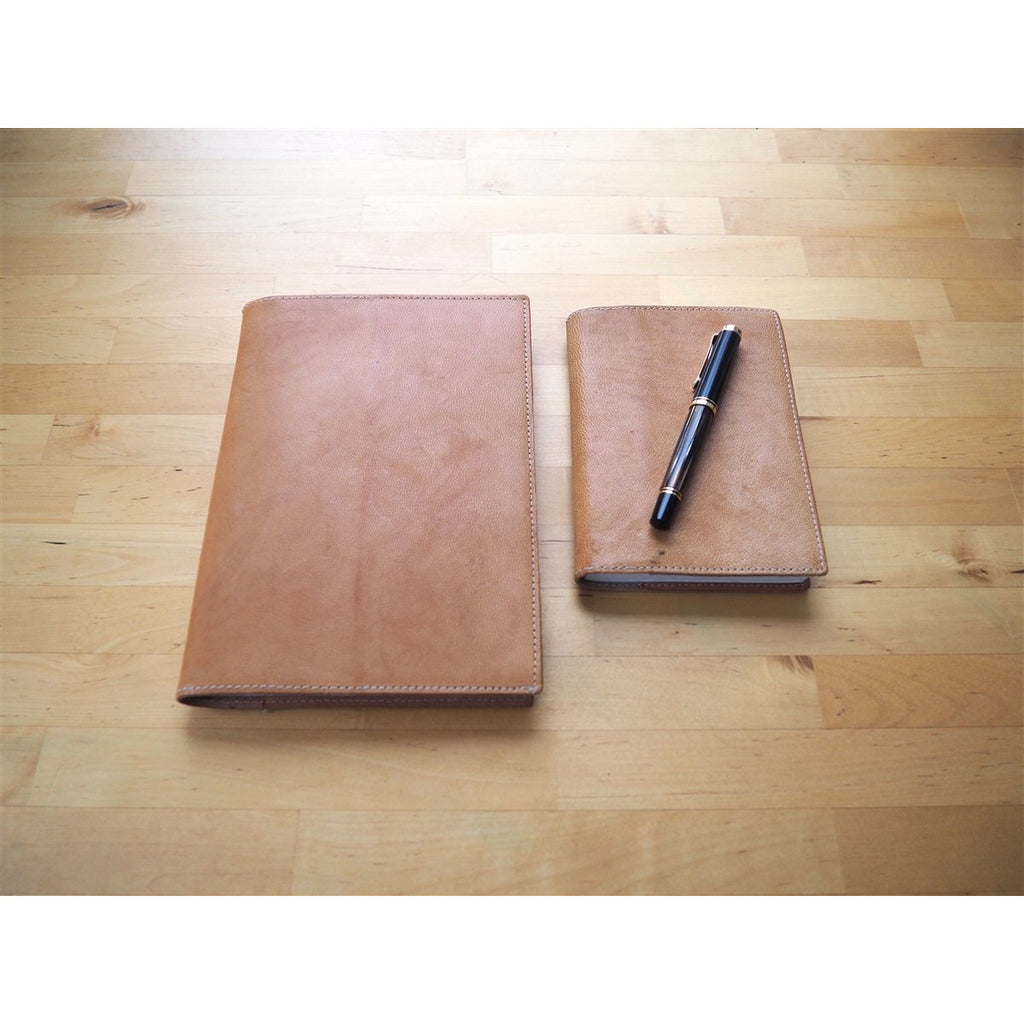 <center>Midori MD Notebook Leather Cover - A6</center>