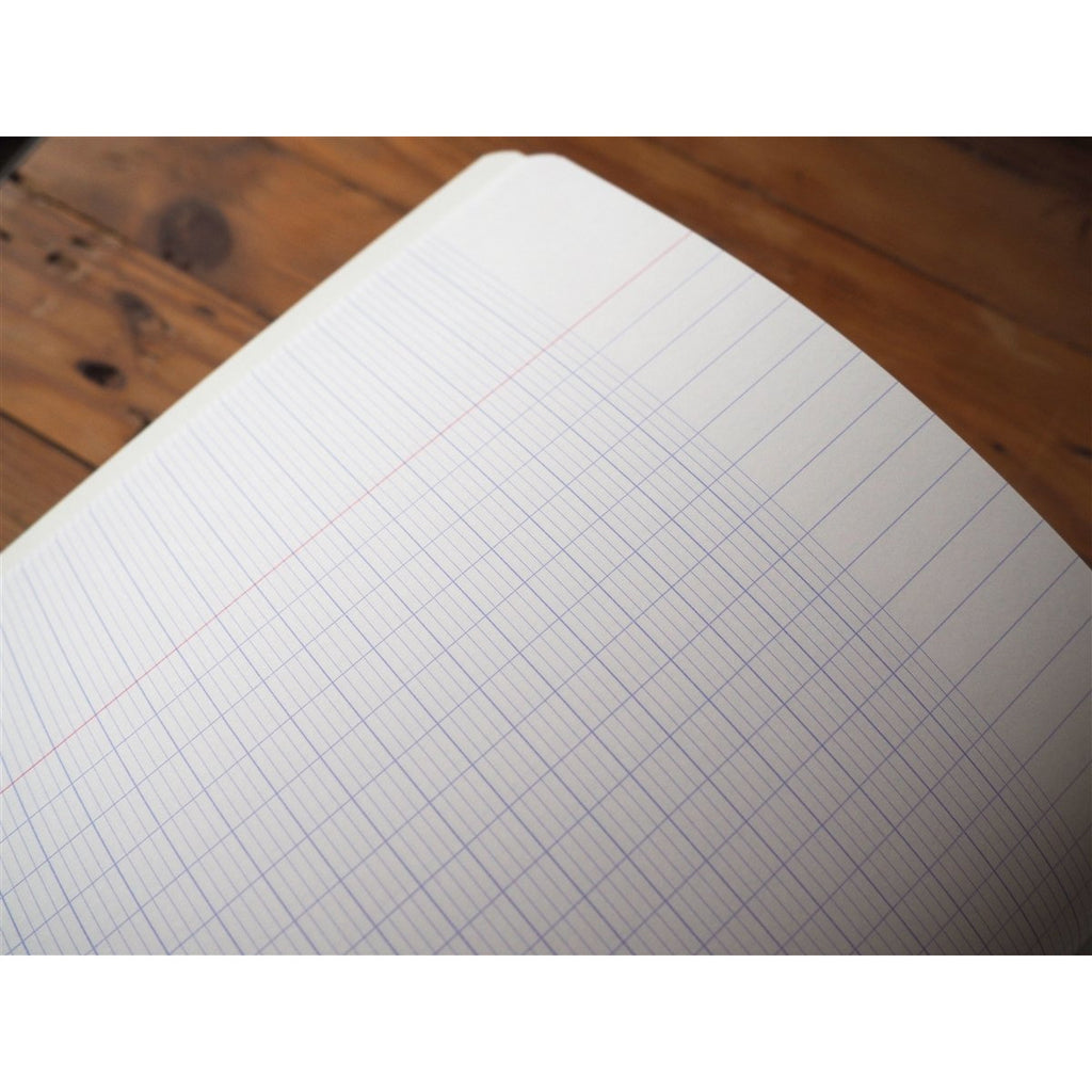 <center>Clairefontaine Staplebound Notebook (21 x 29.7cm) - Seyes French Ruled</center>