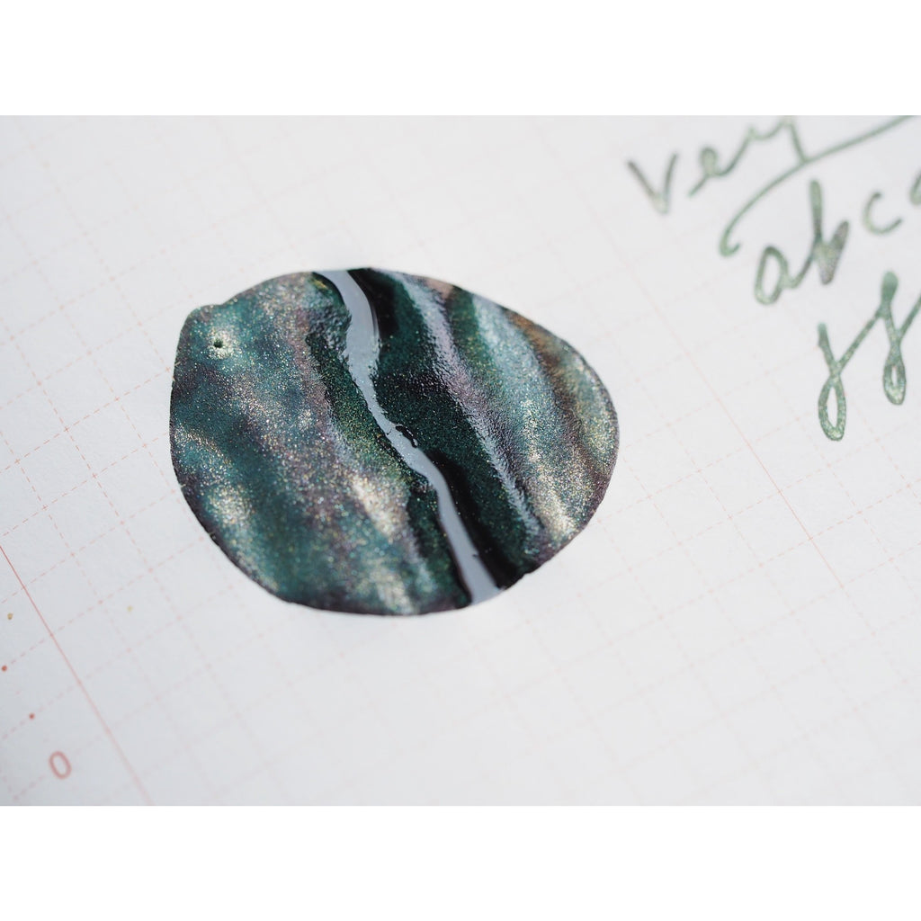 J. Herbin 1798 Anniversary Fountain Pen Ink (50mL) - Vert Atlantide