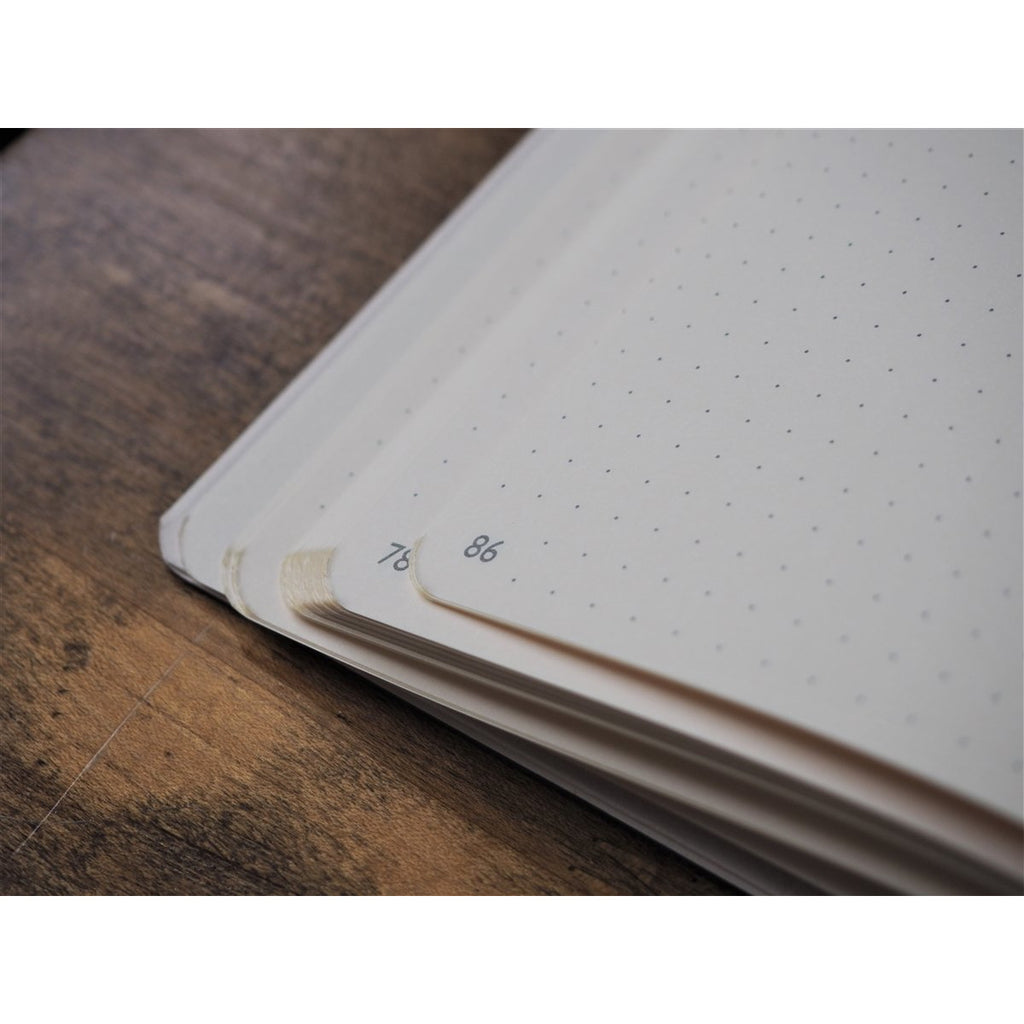 <center>Clairefontaine My Essential Notebook Gray A5 - Dot Grid</center>