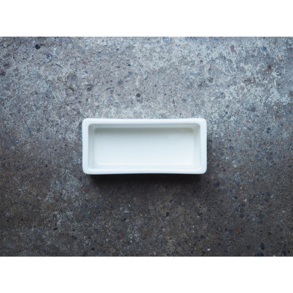 <center>Classiky Porcelain Business Card Holder</center>