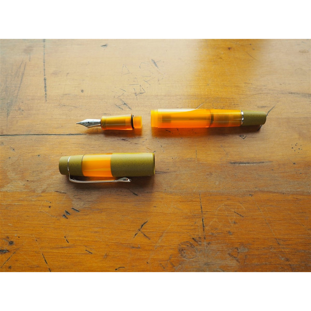 <center>Opus 88 KOLORO Fountain Pen - Orange</center>
