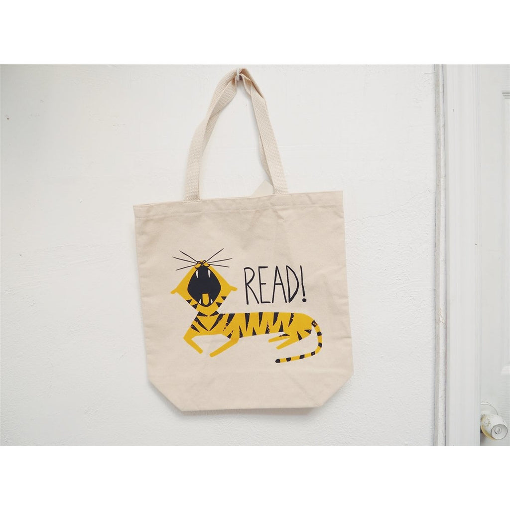 <center>Read! Tiger Baby - Tote Bag</center>