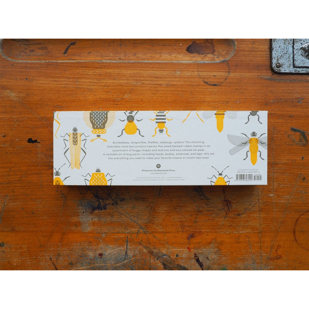 <center>Stamp Bugs Rubber Stamp Set</center>