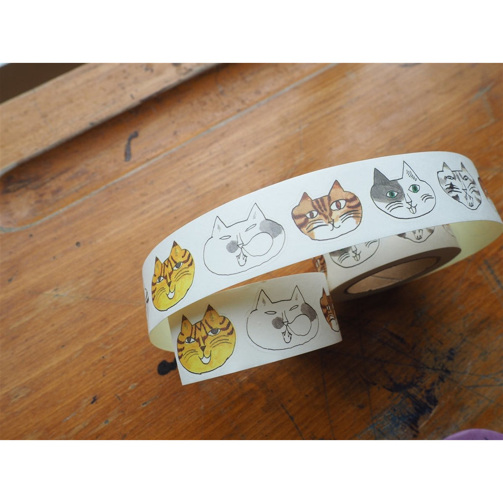 <center>Classiky x Toraneko Bonbon Sticker Roll - 30mm</center>