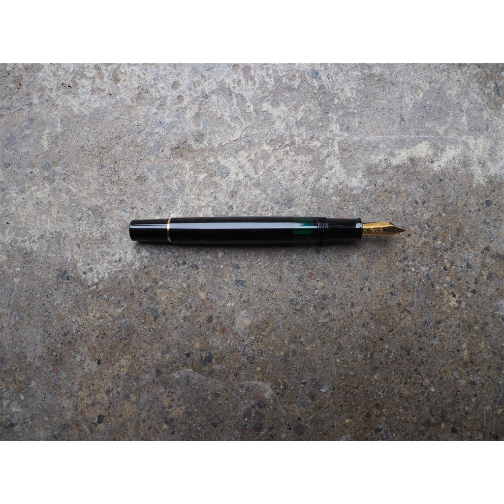 <center>Pelikan M200 Fountain Pen - Black</center>