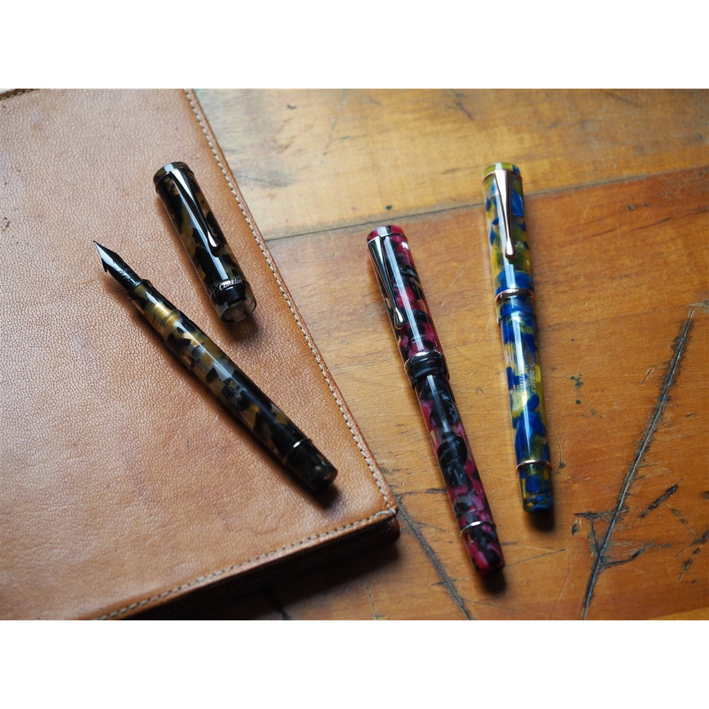 <center>Conklin Duraflex Fountain Pen - Limited Edition Elements Series - Water</center>