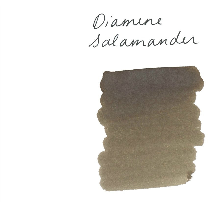 <center>Diamine Fountain Pen Ink (80mL) - Salamander </center>