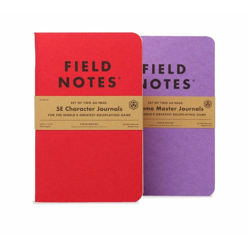 Field Notes - 5E Game Master