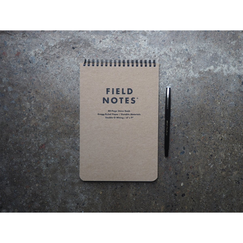 <center>Field Notes Stenographer's Pad</center>