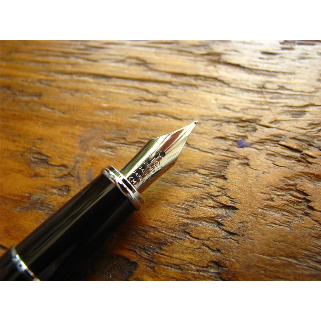 <center>Pilot Prera Fountain Pen - Brown</center>