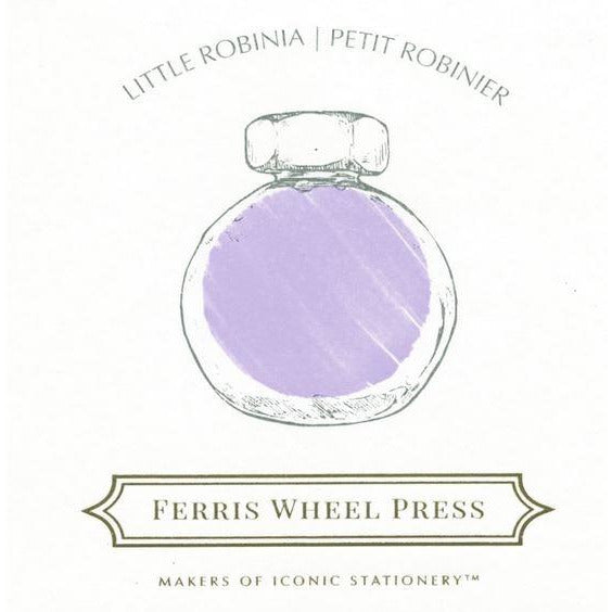 <center>Ferris Wheel Press Fountain Pen Ink - Little Robinia 85mL</center>