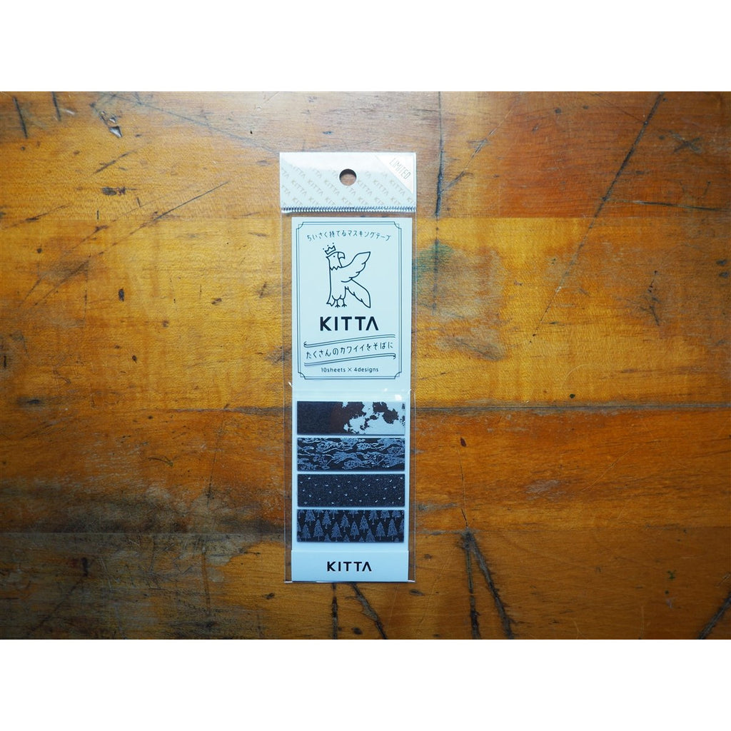 <center>KITTA Sticky Note - Limited Edition - Night</center>