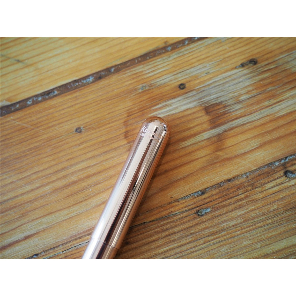 <center>Kaweco Liliput Fountain Pen - Copper</center>