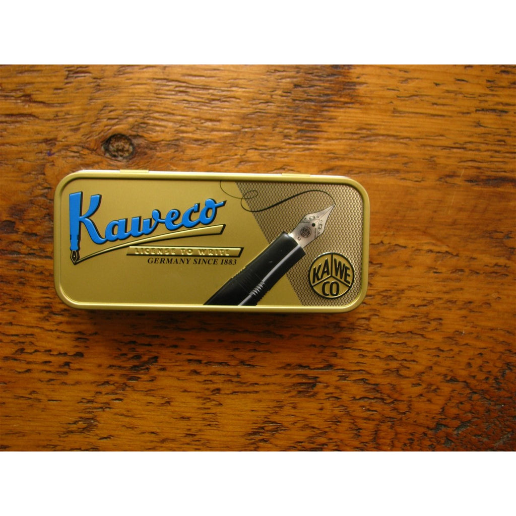 <center>Kaweco Tin Pen Case</center>