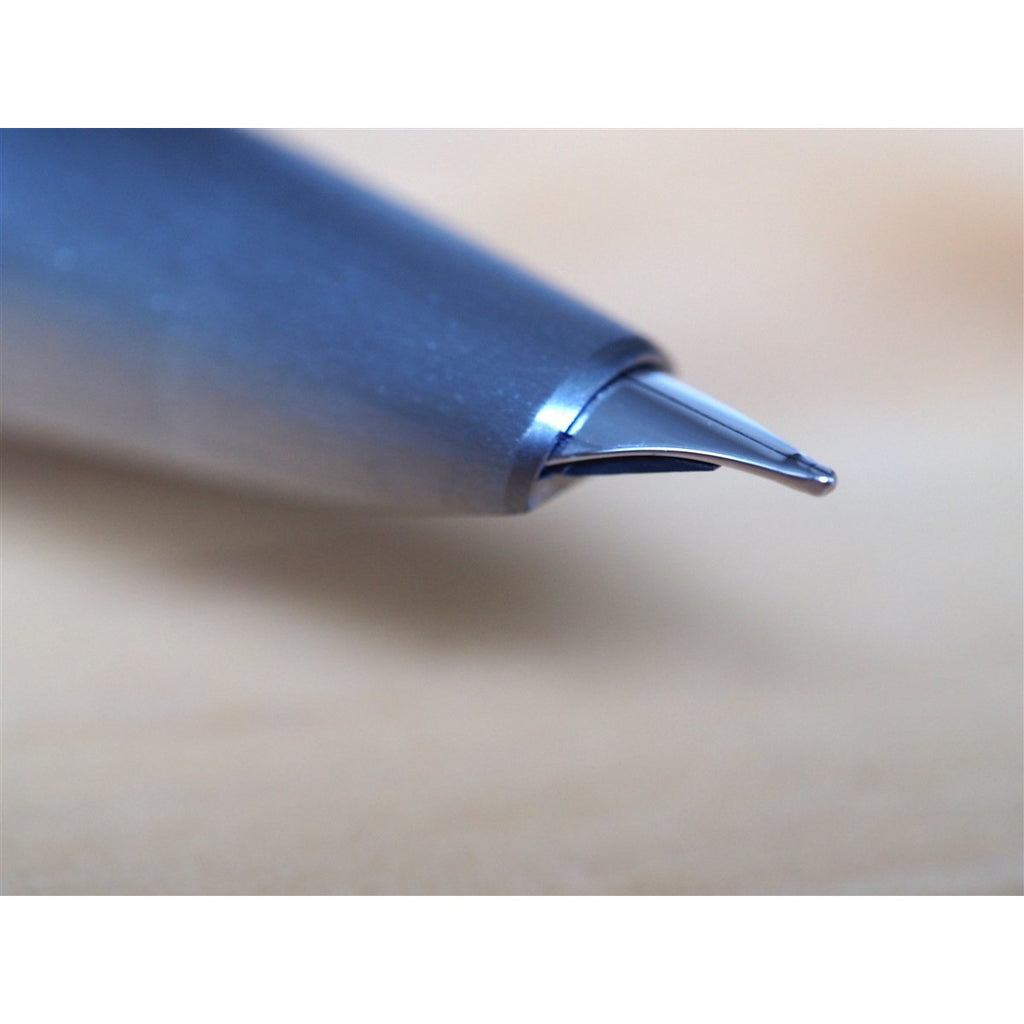 <center>Lamy 2000 Fountain Pen - Stainless Steel</center>