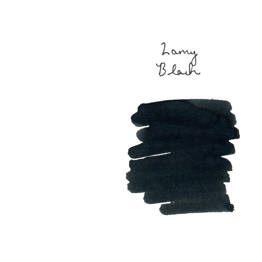 <center>Lamy Fountain Pen Ink (50mL) - Black</center>