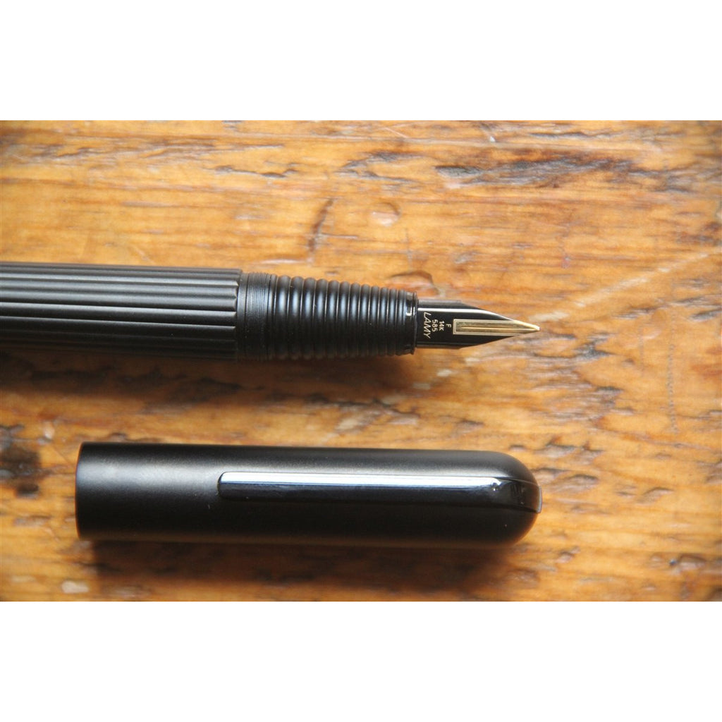 <center>Lamy Imporium Fountain Pen - Black Matt</center>