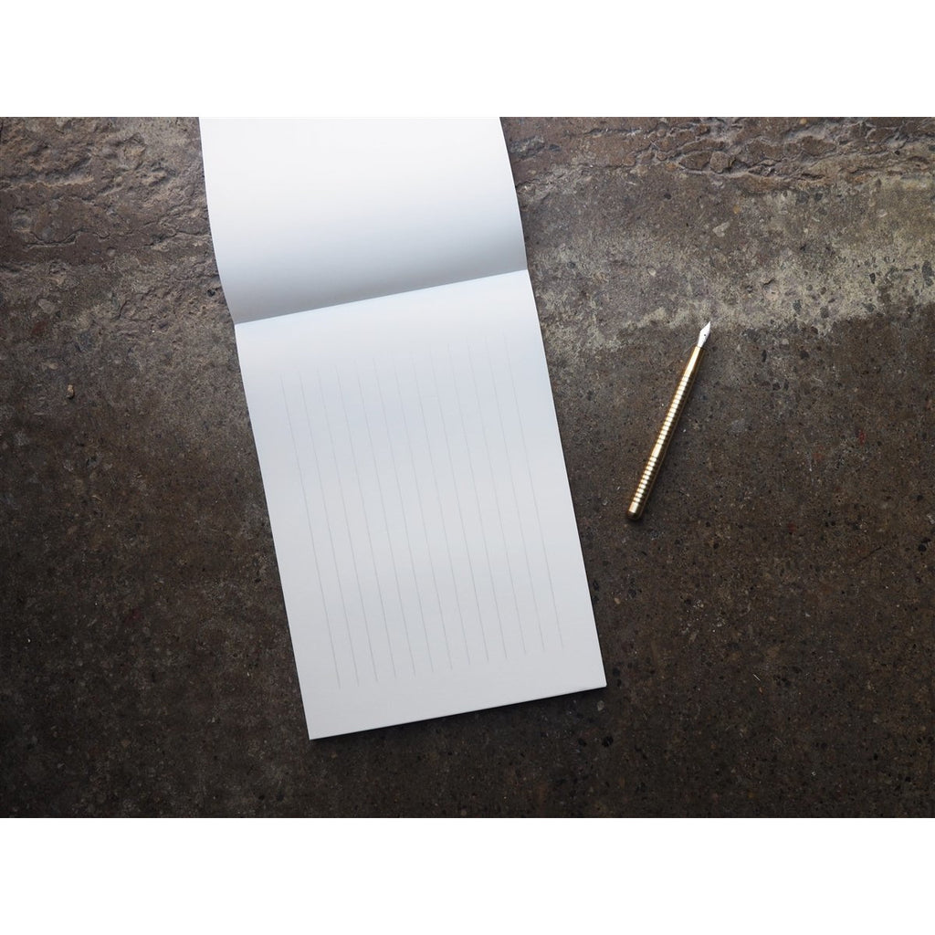 <center>Life - L Brand Writing Paper B5 - Vertical Ruled</center>