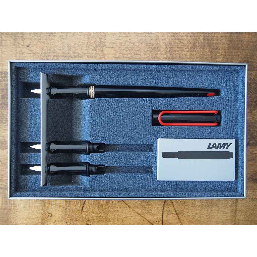 <center>Lamy Joy Calligraphy Set</center>