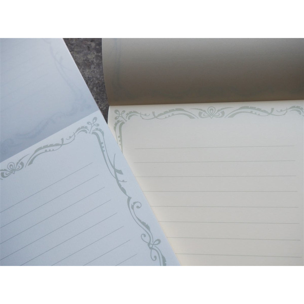<center>Life - L Brand Letter Pad (210 x 148mm) - Cream Lined</center>