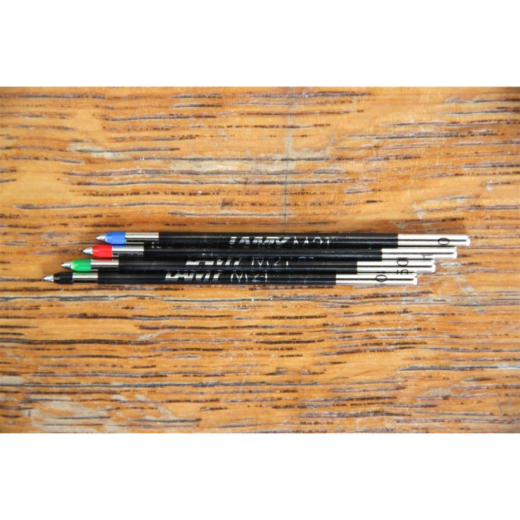 <center>Lamy M21 Ballpoint Refill - Black (Compatible with Lamy 2000 4-Colour Ballpoint pen)</center>