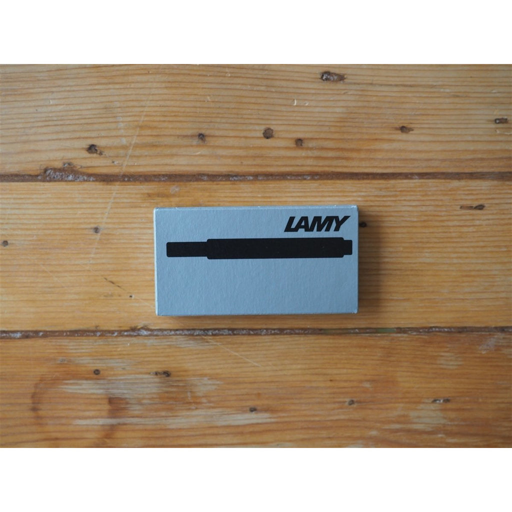 <center>Lamy Ink Cartridges - Black (Box of 5)</center>