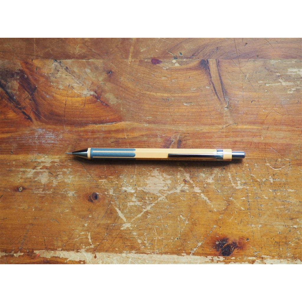<center>TWSBI Jr. Pagoda Mechanical Pencil - 0.7mm Marmalade</center>