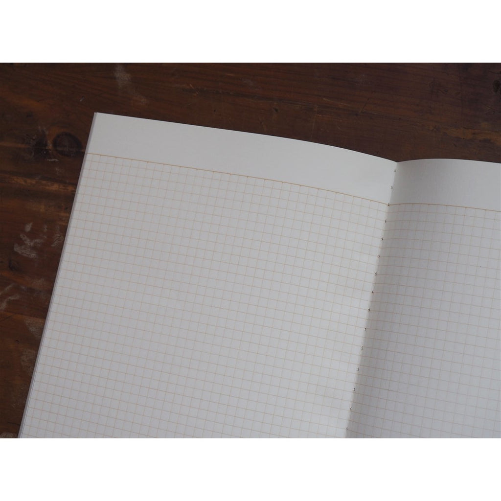 <center>Life Japanese Stationery Kappan Notebook B5 - Grid</center>