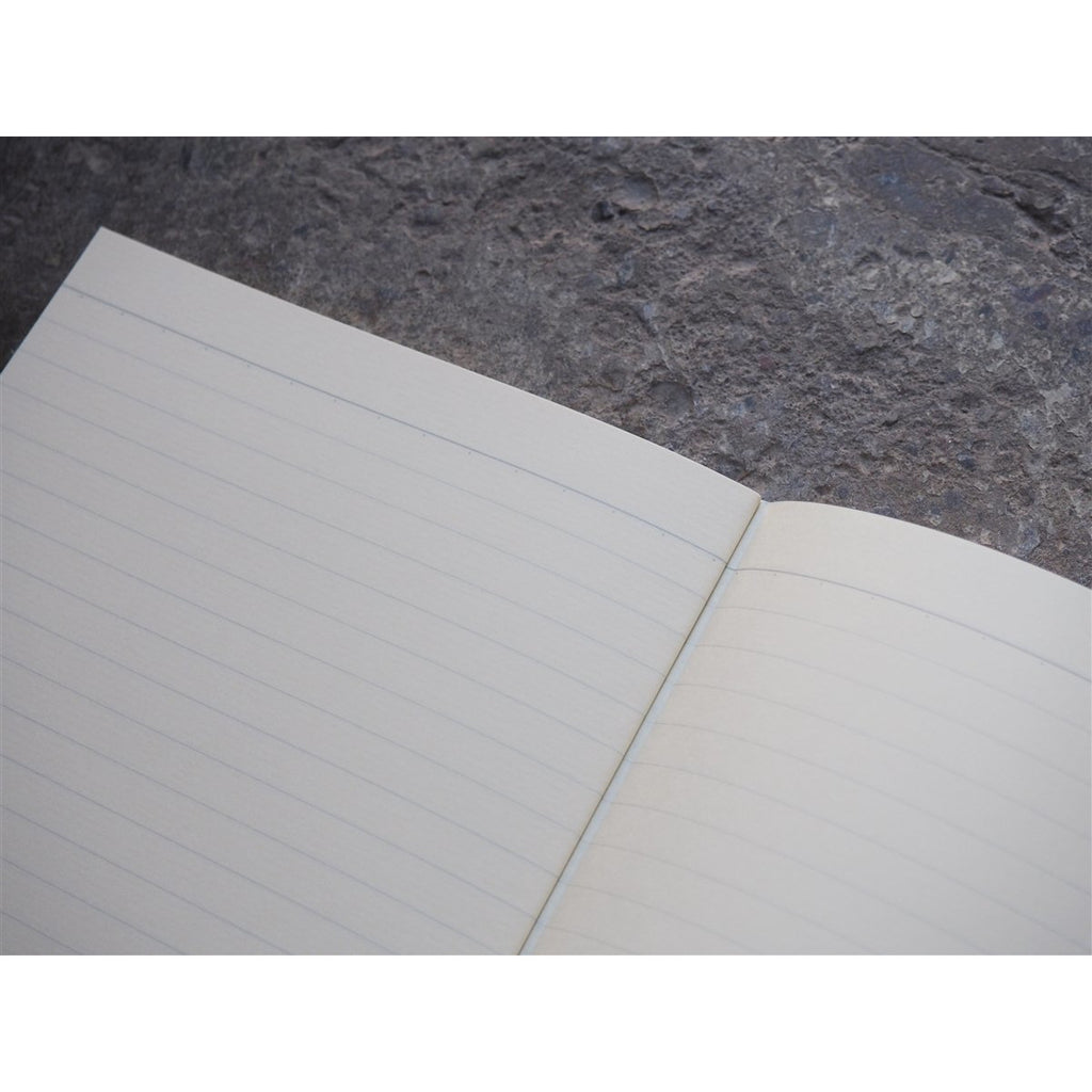 "<center>Life Stationery ""Noble Note"" Lined Notebook - A5</center>"