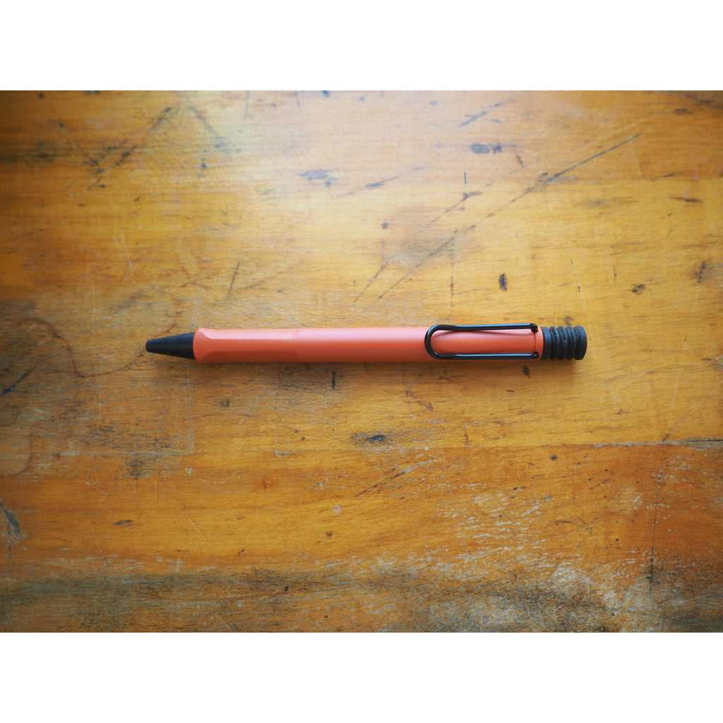 Lamy Safari Ballpoint - 2021 Special Edition - Terra Red