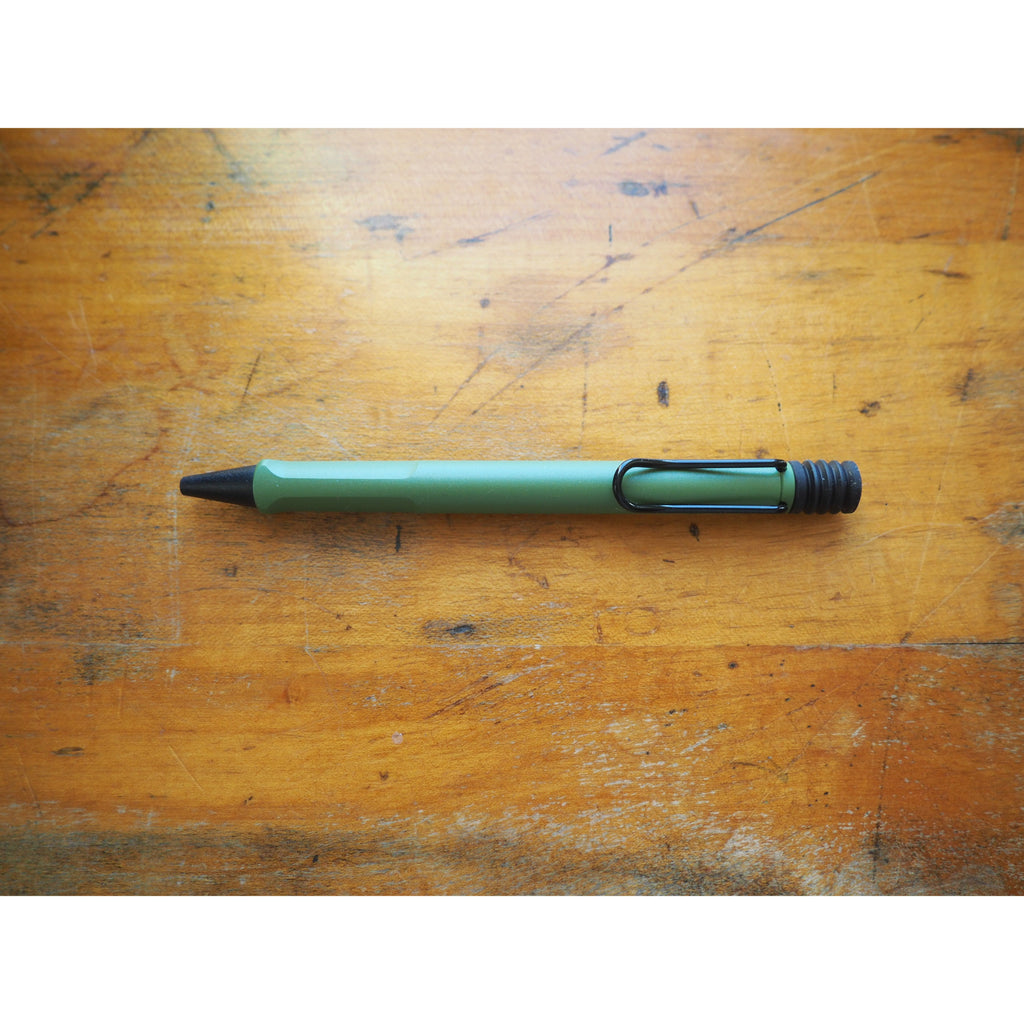 Lamy Safari Ballpoint - 2021 Special Edition - Savannah Green