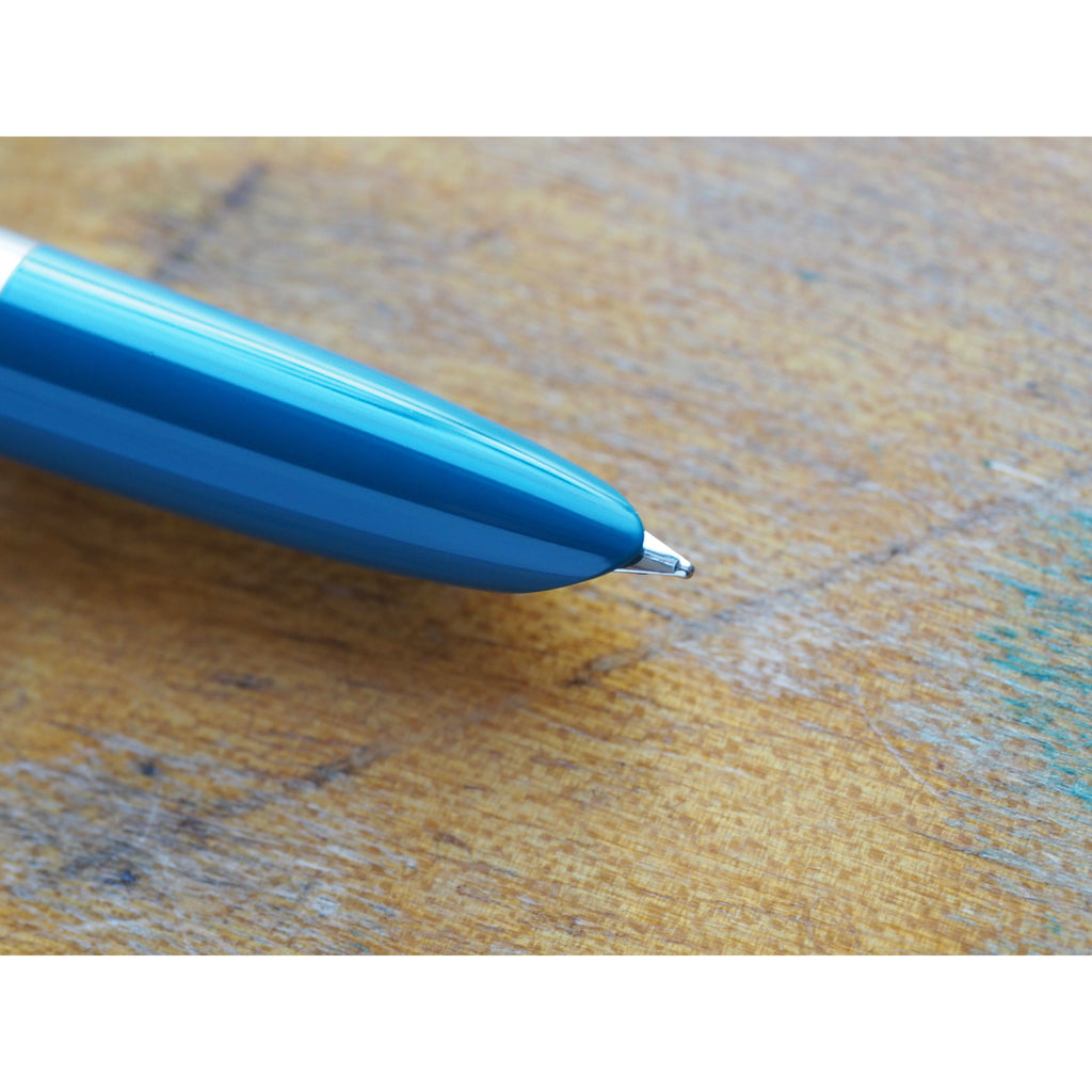 Parker 51 Fountain Pen - Teal CT