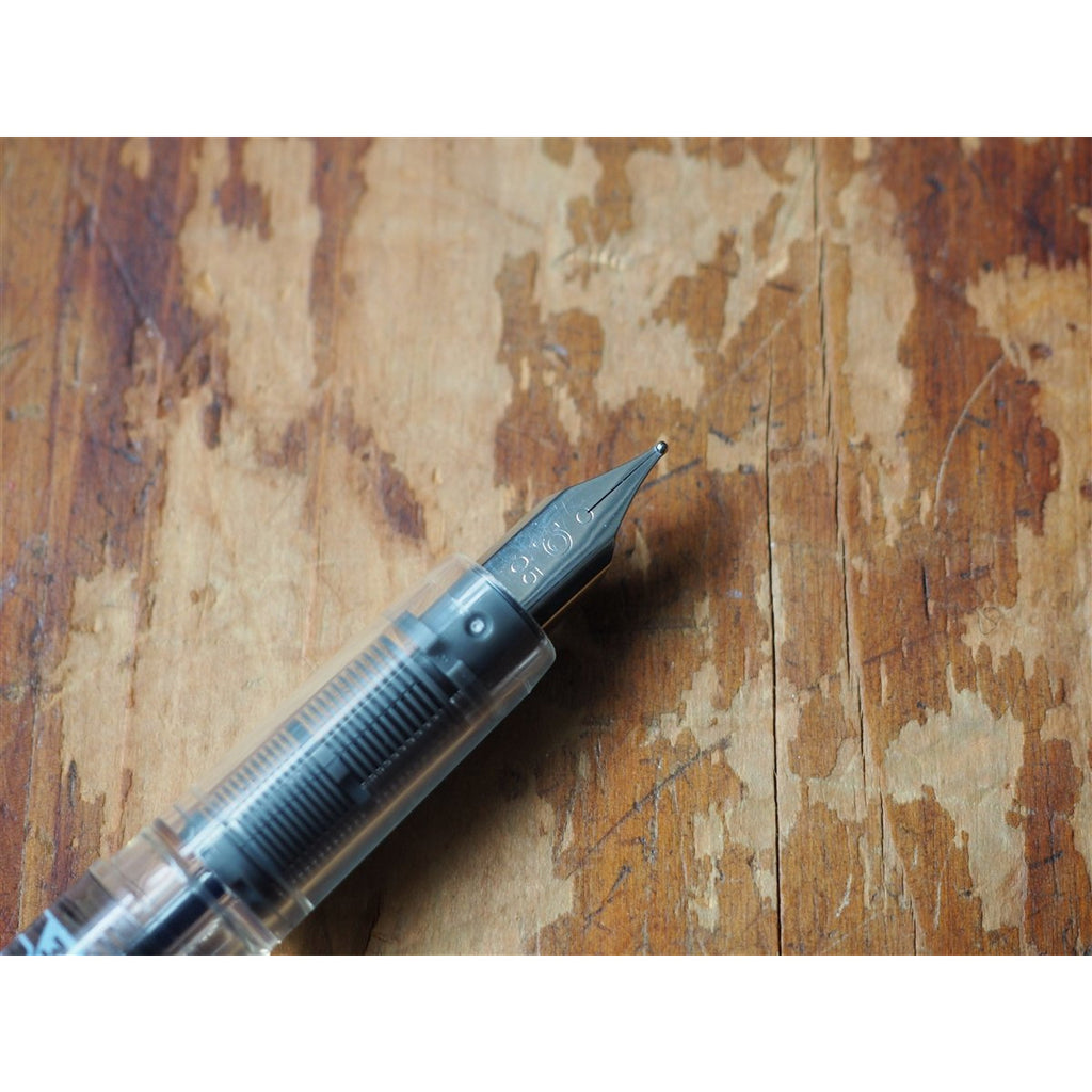 <center>Platinum Preppy Fountain Pen - Black</center>