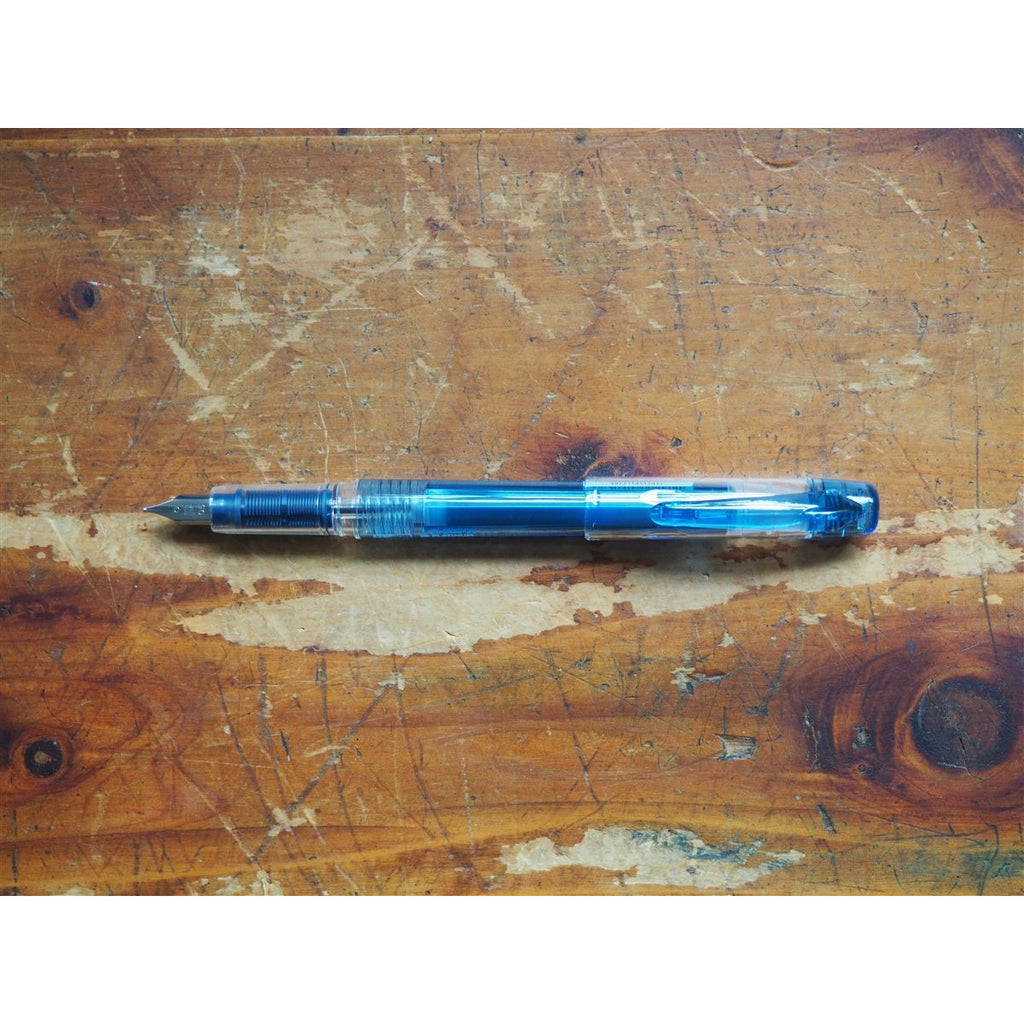 <center>Platinum Preppy Fountain Pen - Blue</center>