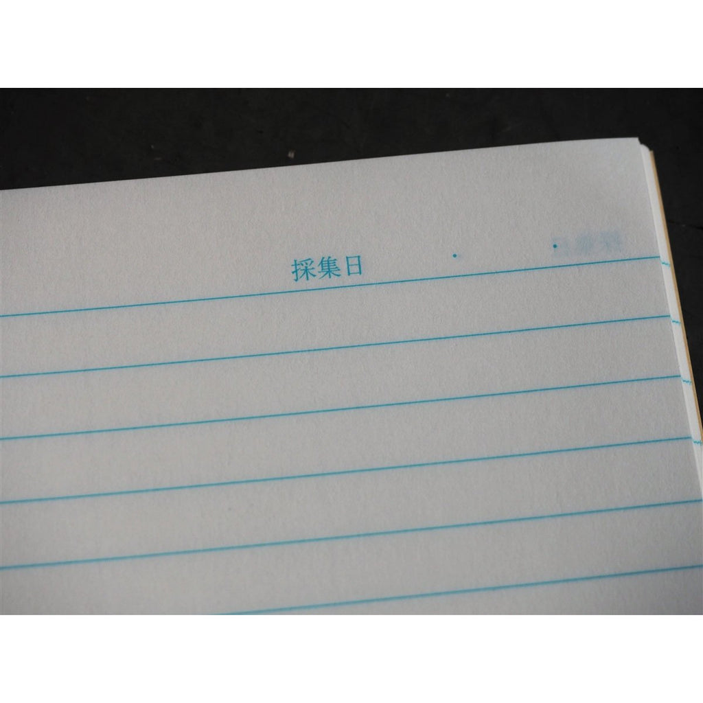 <center>Life Japanese Stationery Brown Kyupodo A5 Notebook - Lined</center>
