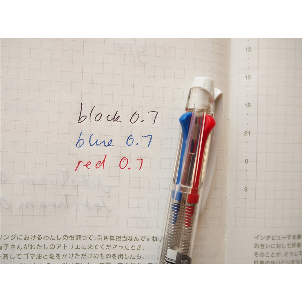 <center>Uni Jetstream 3-Colour 0.7 Gel Pen</center>