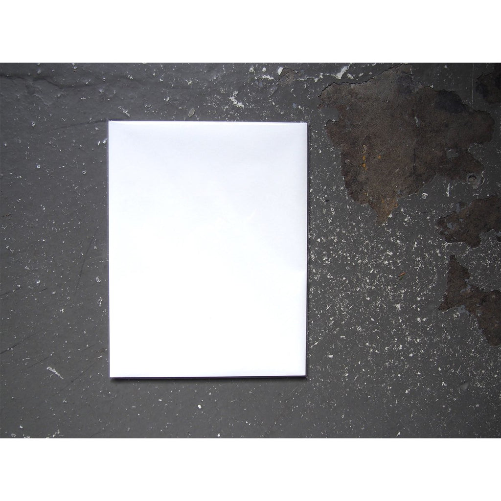 "<center>Tomoe River Paper - 100 Loose (8.5"" x 11"") Sheets - White</center>"
