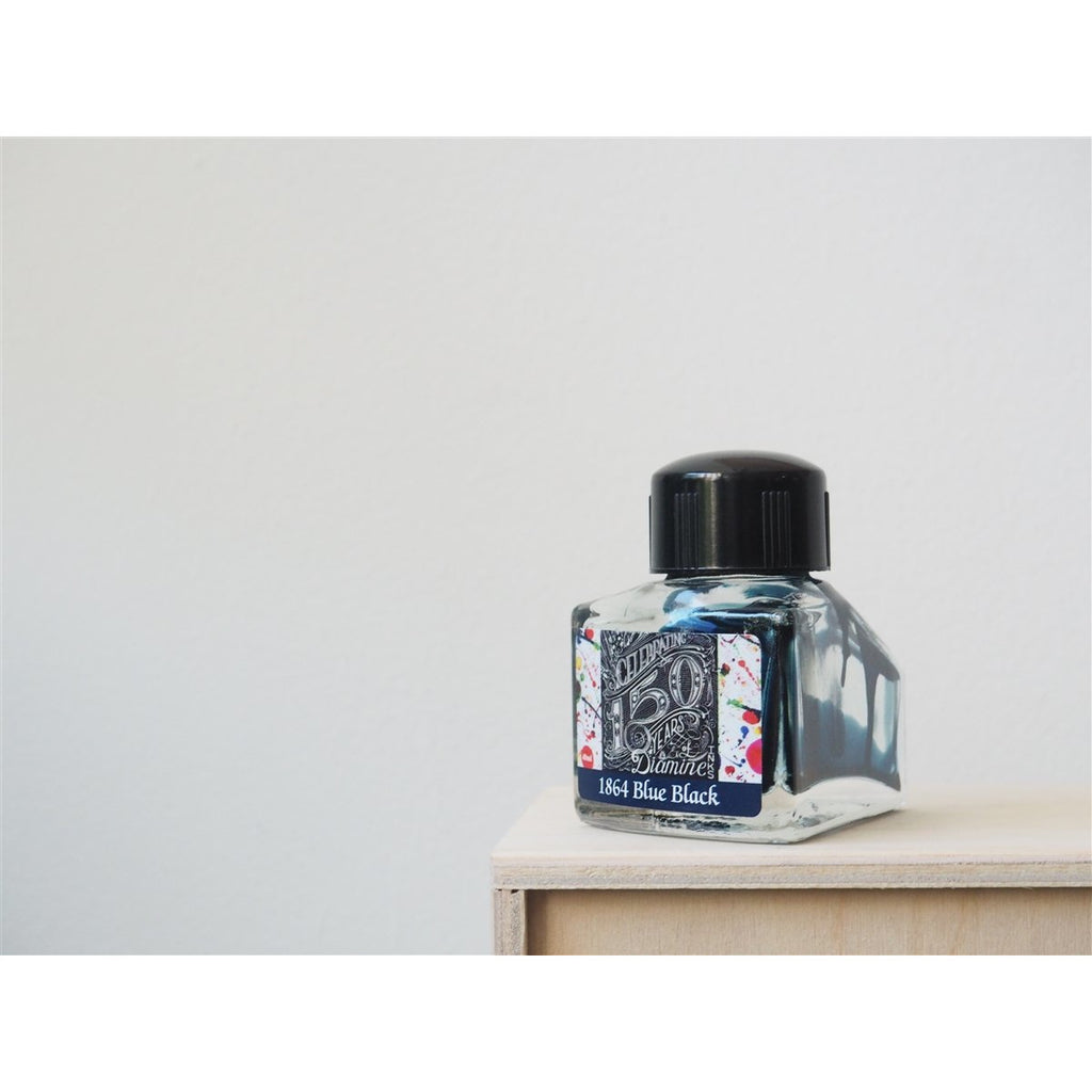 <center>Diamine Anniversary Empty Ink Bottle - 40mL</center>