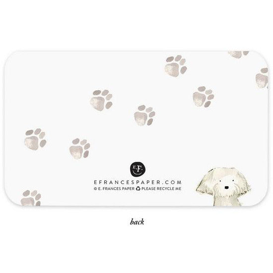 E. Frances Paper - 85 Card Set - Dog Days Little Notes