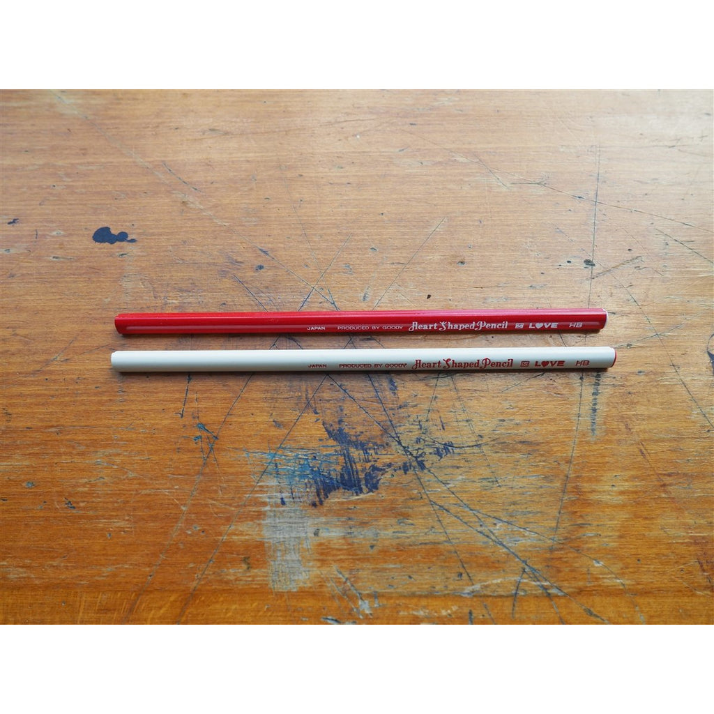 <center>Goody - Heart Shaped Pencil - HB</center>