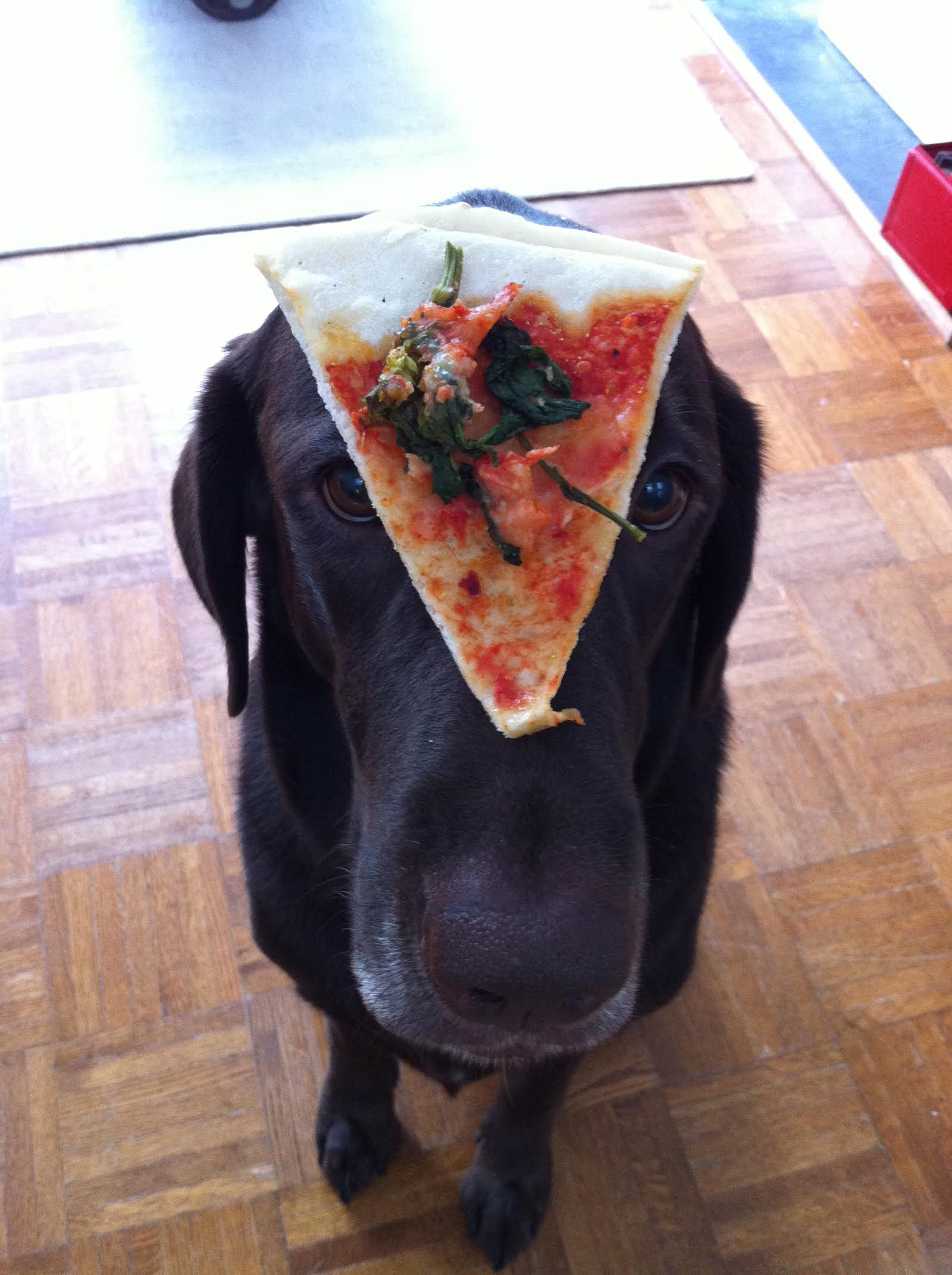 Super with Pizza Face