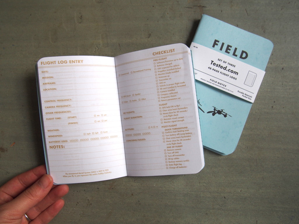 Flight Log Field Notes Special Limited Edition Wonder Pens Stationery Shop Toronto Canada where to buy