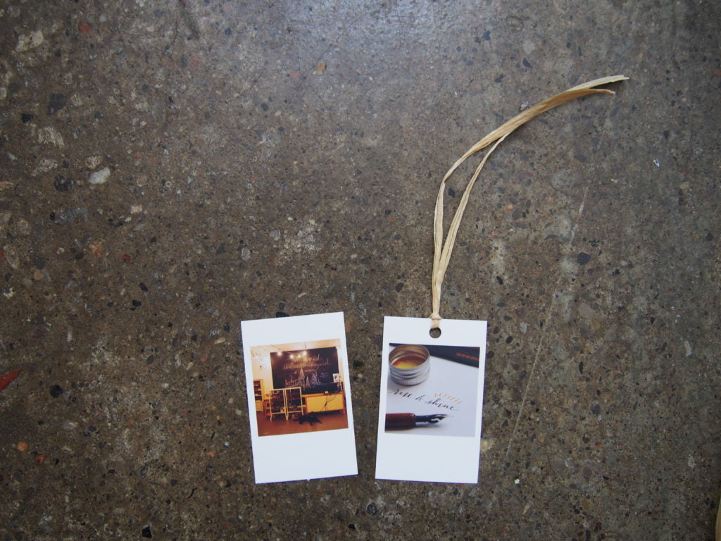 Ideas for Snail Mail Social Print Studio Instagram Cards DIY Bookmarks