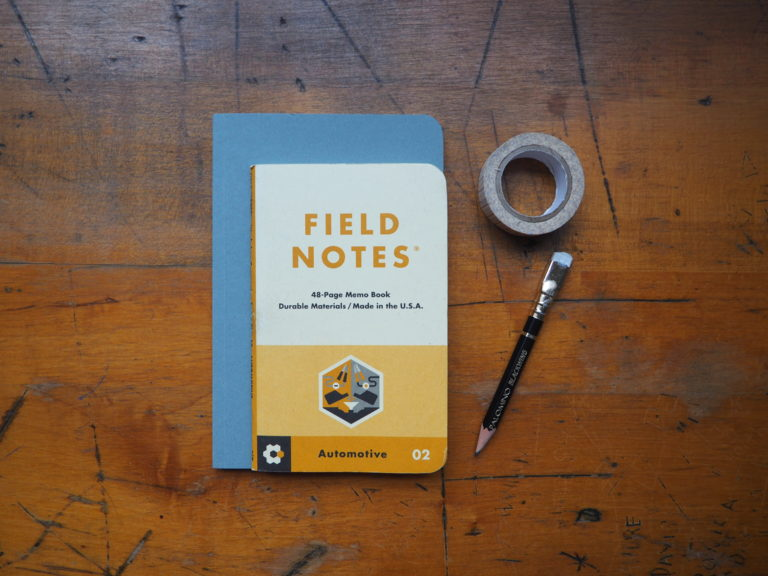 Field Notes Signature Toronto Canada